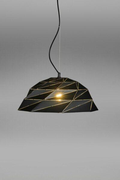 Lupia Licht Pendelleuchte Dome Schwarz