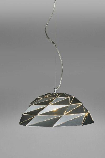 Lupia Licht Pendelleuchte Dome Silber