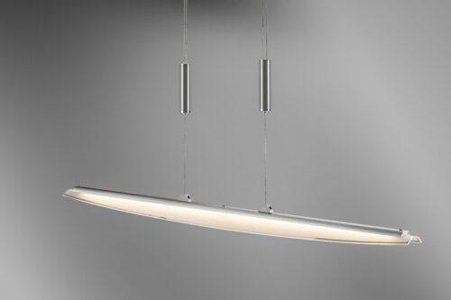 Lupia Licht Pendelleuchte Lift Nickel matt