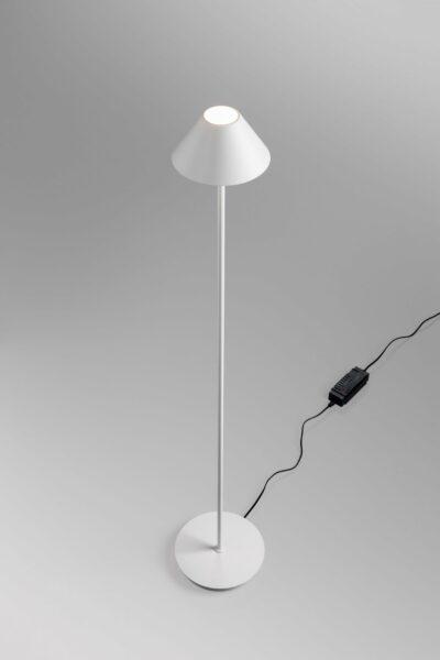 Lupia Licht Stehleuchte Petite F Weiß