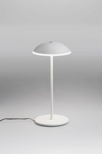 Lupia Licht Tischleuchte Champ Weiß