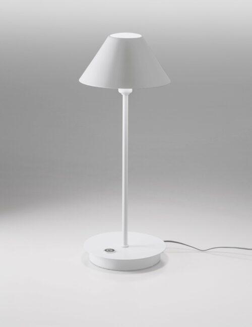 Lupia Licht Tischleuchte Petite T Weiß