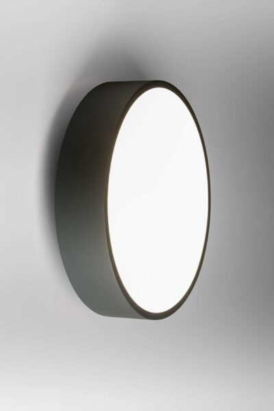 Lupia Licht Wand- und Deckenleuchte Cara Schwarz L