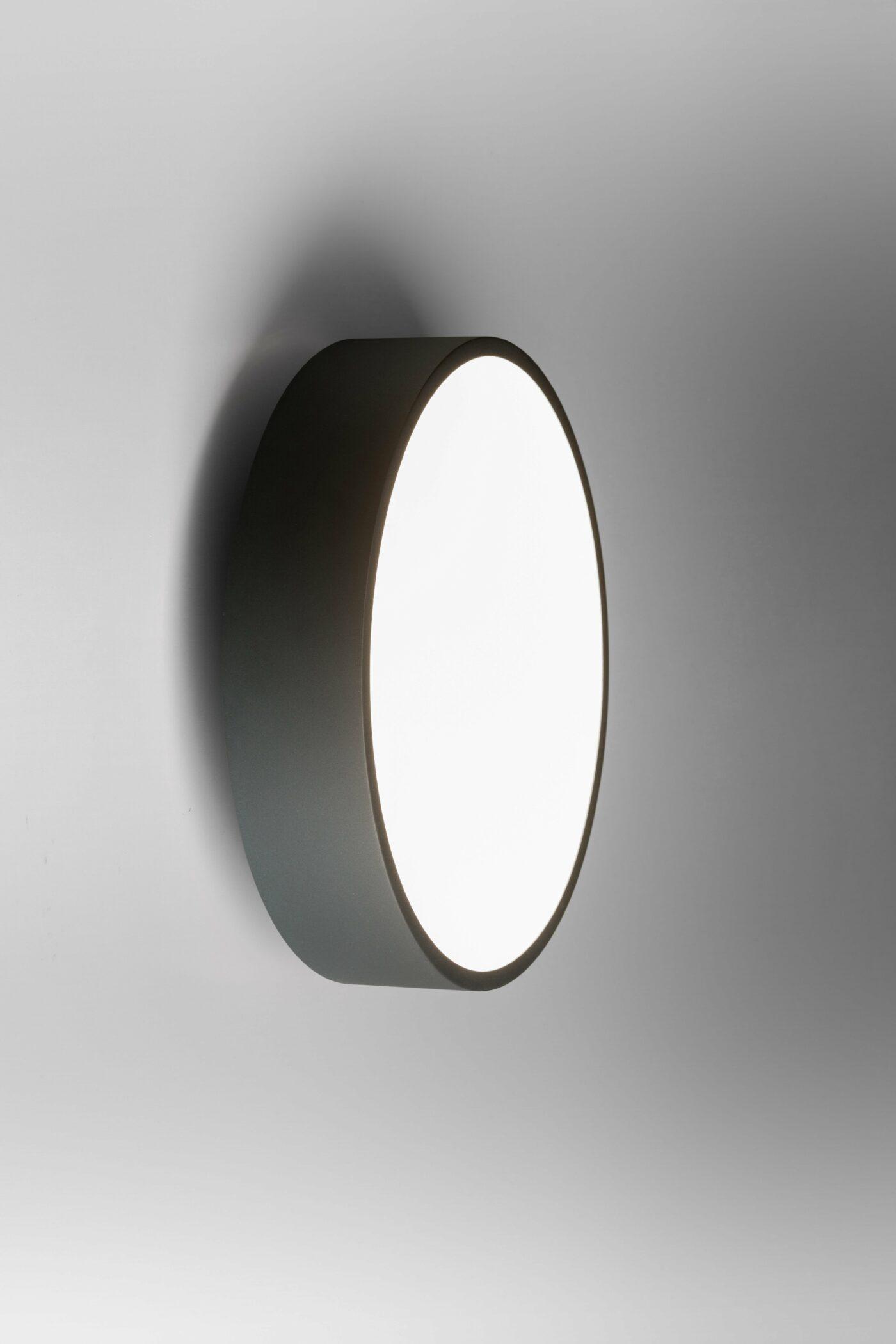 Lupia Licht Wand- und Deckenleuchte Cara Schwarz M