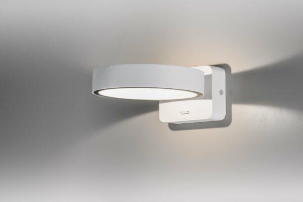 Lupia Licht Wandleuchte Sphere Weiß