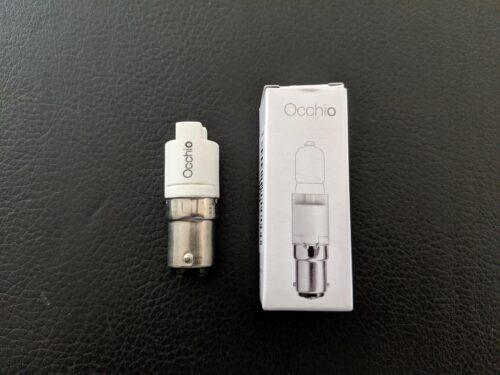 Occhio Adapter B15d nach G9