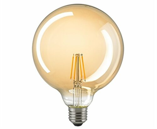 Sigor 4,5 W LED-Filament Globe 125 mm Gold E27 2400 K Dim 6139601
