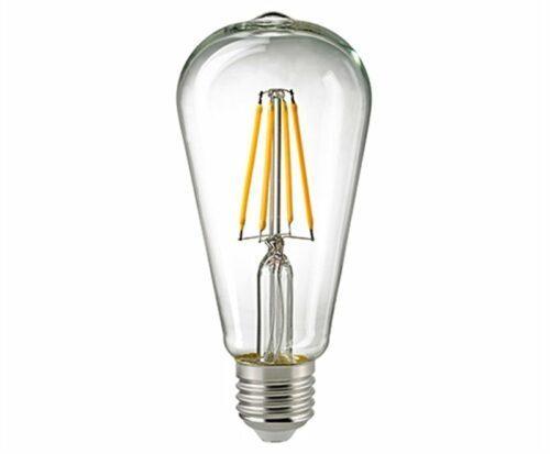 Sigor 4,5 W LED-Filament Rustika Klar E27 2700 K Dim