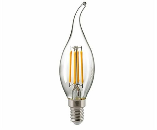 Sigor 4,5W LED-Filament Windstoß Klar E14 2700K Dim 6134101