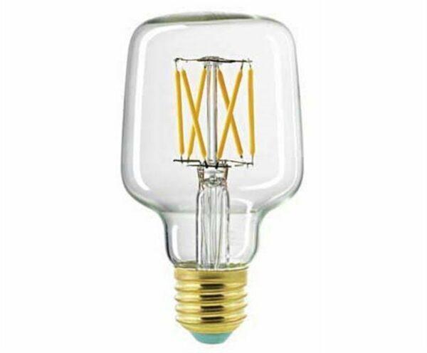 Sigor 6 W LED-Filament Royal Klar E27 2400 K Dim
