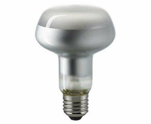 Sigor 7 W LED-Filament R80 Matt E27 2700 K Dim