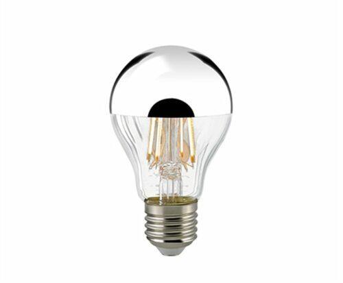 Sigor 7W LED-Filament Kopfspiegel Silber E27 2700 Dim 6135701