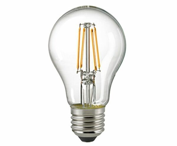 Sigor 8 W LED-Filament Normale Klar E27 2700 K Dim