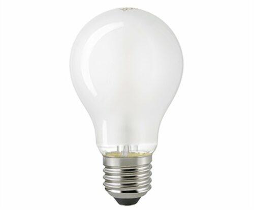 Sigor 8 W LED-Filament Normale Matt E27 4000 K Dim