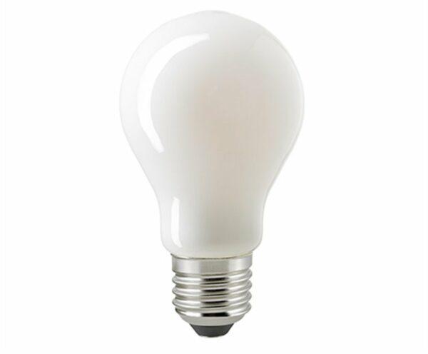 Sigor 8 W LED-Filament Normale Opal E27 2700 K Dim