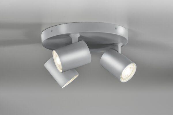 Lupia Licht Cup R Weiß Grau
