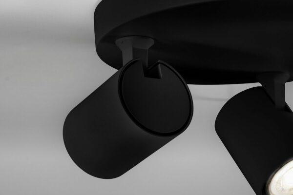 Lupia Licht Cup R Schwarz Detail