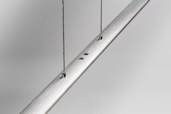 Lupia Licht Pendelleuchte Jojo Nickel Matt Detail