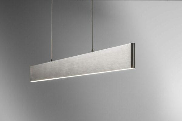 Lupia Licht Pendelleuchte Justus Aluminium Matt