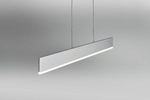 Lupia Licht Pendelleuchte Slim L Weiß