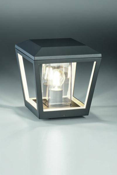 Lupia Licht Bodenaußenleuchte Matrix LED