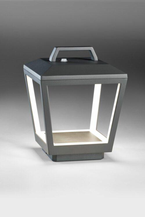 Lupia Licht Bodenaußenleuchte Matrix Akku LED - Lampen & Leuchten
