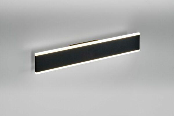 Lupia Licht Wandleuchte Slim WS Schwarz (Farbbeispiel)