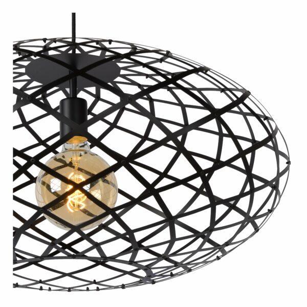 Lucide Pendelleuchte Wolfram Detail Leuchtenschirm