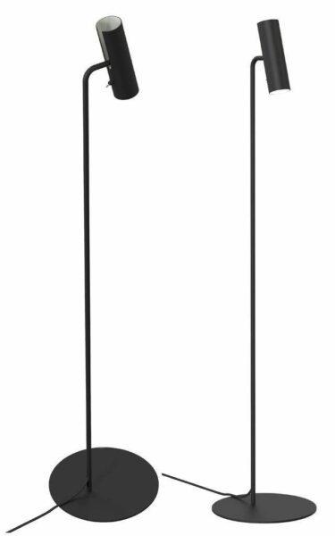 Nordlux Stehleuchte MIB 6 Schwarz Rundumansicht