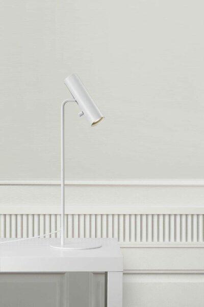 Nordlux Tischleuchte MIB 6 Weiß Milieu Seitenansicht