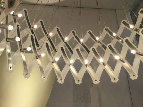 Serien Lighting Pendelleuchte Zoom 2 Detail Leuchtmittel