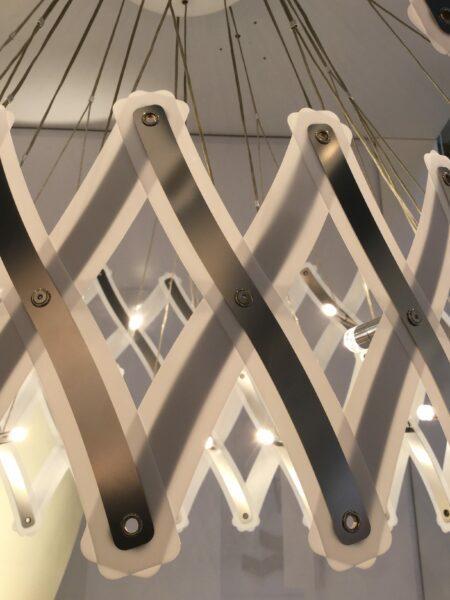 Serien Lighting Pendelleuchte Zoom 2 Detail Leuchtenschirm