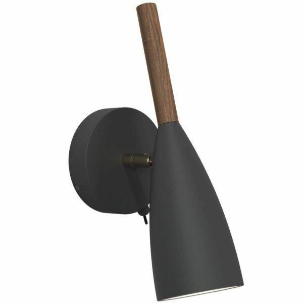 Nordlux Wandleuchte Pure 10 Schwarz
