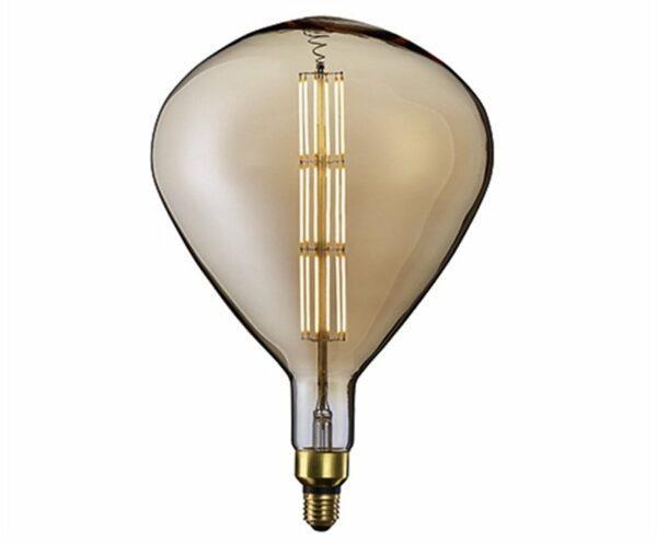 sigor-led-giantlampe-tear-gold-8-w-e27-2100-k-dim