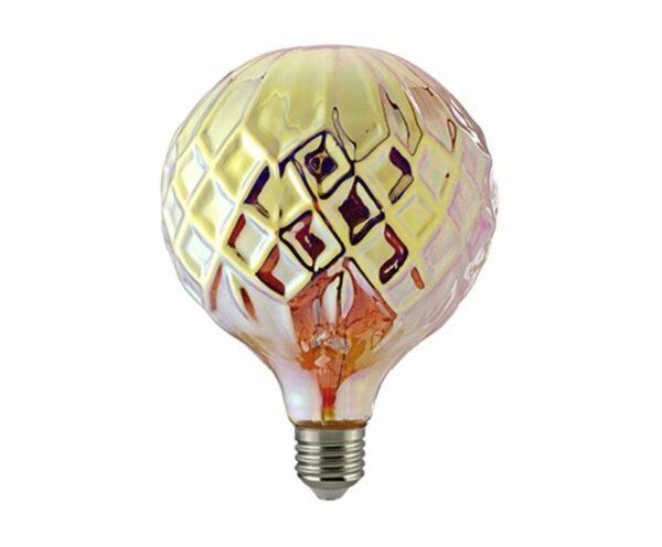 Sigor 4 W LED Oriental Globelampe Tanis / ersetzt 15 W - LED-Lampen