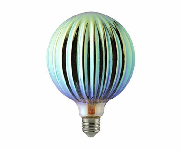 Sigor 4 W LED Oriental Globelampe Theben / ersetzt 15 W - LED-Lampen