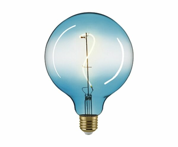 Sigor Oriental Globelampe Gizeh Blau / ersetzt 15 W - LED-Lampen