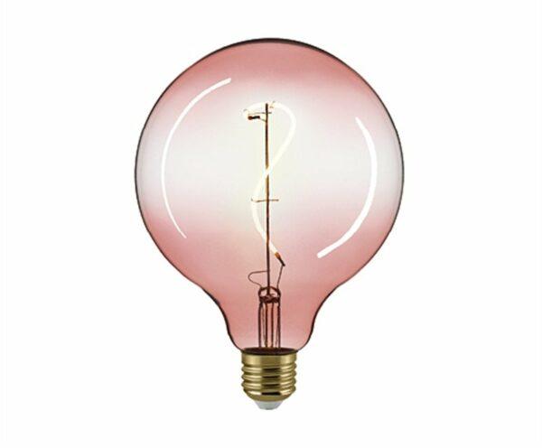 Sigor Oriental Globelampe Gizeh Pink / ersetzt 15 W - LED-Lampen