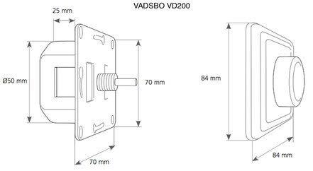 vadsbo-universal-drehdimmer-vd200-montage