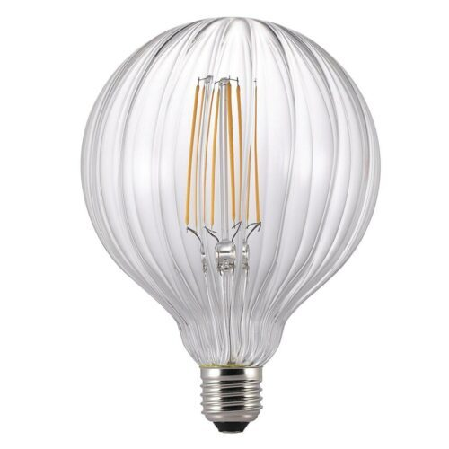 Nordlux Leuchtmittel Avra Stripes Globe 2W klar - Lampen & Leuchten