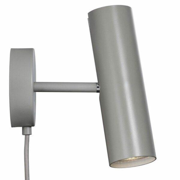 nordlux-wandleuchte-mib-6-grau-seitenansicht