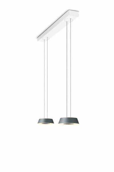 oligo-glance-pendelleuchte-2-flammig-mit-unsichtbarer-höhenverstellung-leuchtenschirm-grau-matt-baldachin-weiß-matt