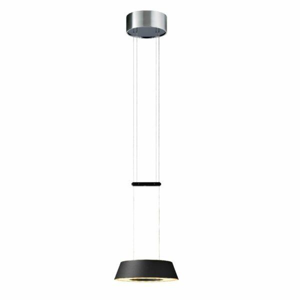 oligo-pendelleuchte-glance-1-flammig-kürzbar-schwarz-matt