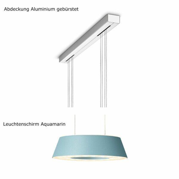 oligo-pendelleuchte-glance-2-flammig-mit-unsichtbarer-höhenverstellung-abdeckung-aluminium-gebürstet-leuchtenschirm-aquamarin