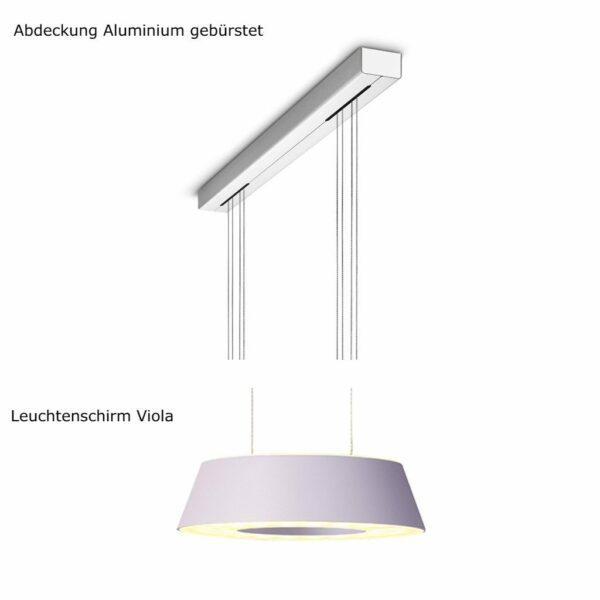 oligo-pendelleuchte-glance-2-flammig-mit-unsichtbarer-höhenverstellung-abdeckung-aluminium-gebürstet-leuchtenschirm-viola