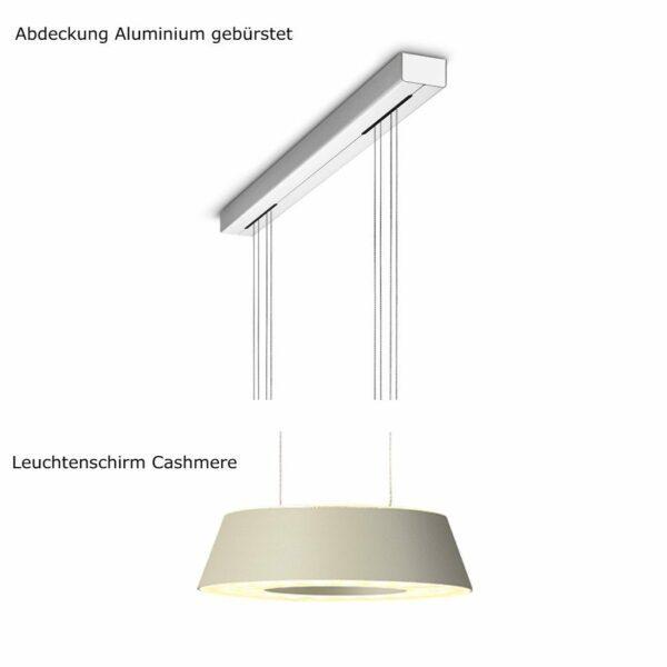 oligo-pendelleuchte-glance-2-flammig-mit-unsichtbarer-höhenverstellung-abdeckung-aluminium-gebürstet-leuchtenschirm-cashmere