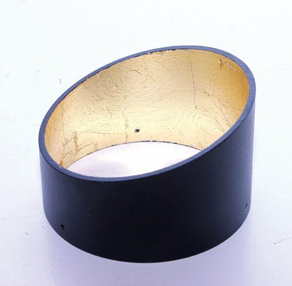 Bopp Reflektorring (schräg) zu Wand- und Deckenleuchte One, OHNE Leuchte - Lampen & Leuchten