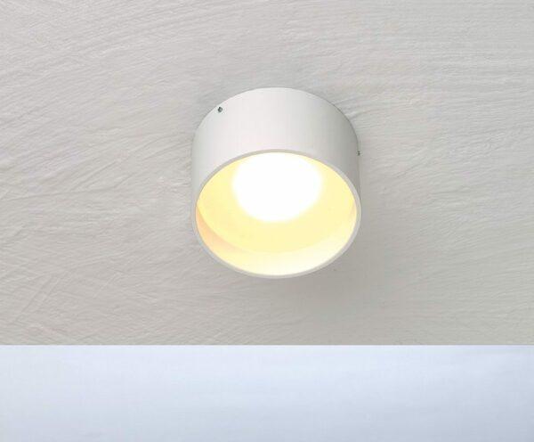 Bopp Reflektorring (gerade) zu Wand- und Deckenleuchte One, OHNE Leuchte - Lampen & Leuchten