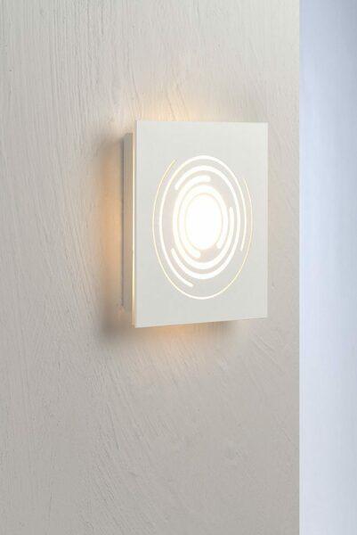 Bopp Wand- und Deckenleuchte Galaxy Basic Weiß 1-flammig