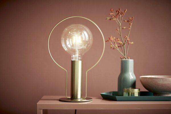 Nordlux Tischleuchte Dean Halo - Lampen & Leuchten